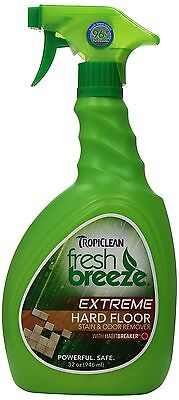 COSMOS Tropiclean Fresh Breeze Stain and Odor Hard Surface Floor Cleaner New