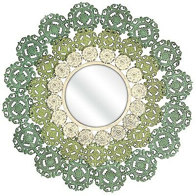 IMAX 74313 Mcguire Medallion Mirror Multicolored New