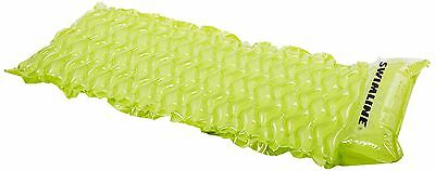 Solstice by International Leisure Products Swimline Roll-Up Mattress Green New