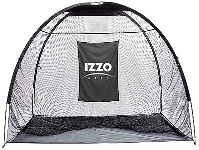 Izzo A43052 The Giant Junior Hitting Net (8-Foot x 10-Foot Hitting Area) New