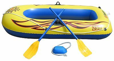 Solstice by International Leisure Products 29251 SunSkiff 2-Person Boat Kit New