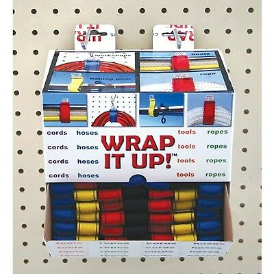 Kwik Tek WR-12100 WRAP IT UP! Marine 100 Display Assorted Colors New