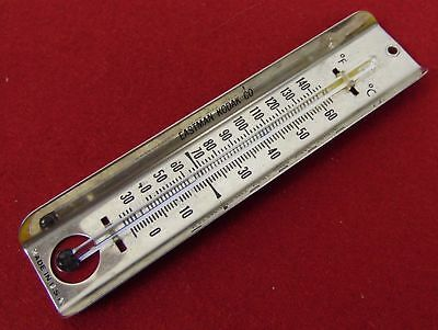 Vintage Collectible Complete KODAK Tank And Tray Photography Thermometer