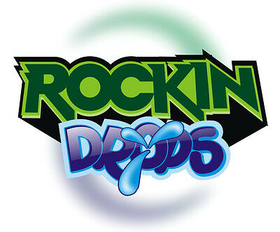 25 PACK  - ROCKIN DROPS Food Flavor Flavoring Concentrate TFA USA MADE 50ml