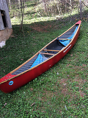 MAD RIVER ME Used Canoe