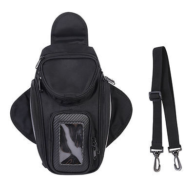 Magnetic Motorcycle Motorbike Oil Fuel Tank Bag Waterproof Saddle Bag Hot Sale