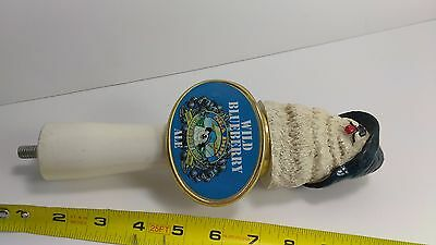 Sea Dog Wild Blueberry Ale Beer Tap Handle Draft