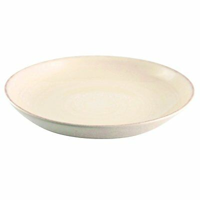 KINTO ORGANIC Pasta Plate WHITE 55813 Pottery from JAPAN