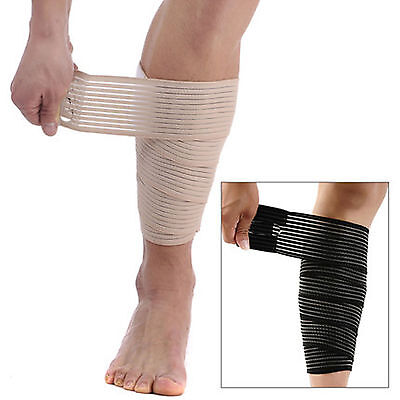 Sports Bandage Wrist Brace Knee Ankle Elbow New Elastic Compression Support 80cm