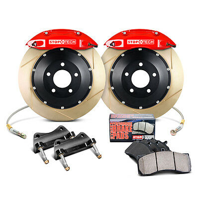 STOPTECH BIG BRAKE KIT Front for Toyota GT86 / Subaru BRZ (83.827.4300.73)