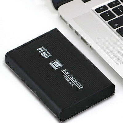 USB 3.0 2.5 inch SATA External Hard Drive Mobile Disk HD Enclosure/Case Box SS