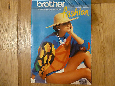 Brother Machine Knitting Fashion Issue 8