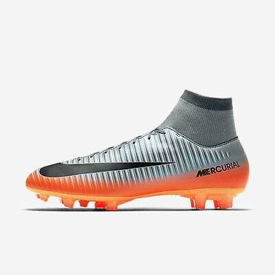 Brand New Kids/Youth Nike Mercurial Victory VI CR7 FG Soccer Cleats Sizes 1Y-6Y