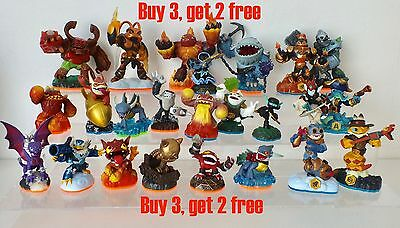 Various Skylanders - Multi Listing - Discounts Available - (New items added) (A)