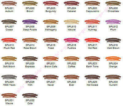3x NYX LIP LINER PRIORITY POST. MANY COLOURS!