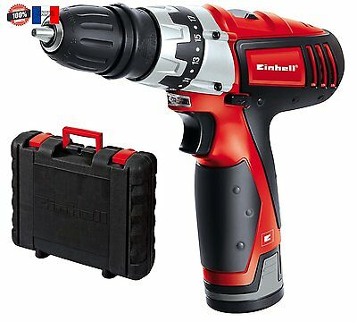 Einhell TC-CD 12 Li Perceuse visseuse sans fil