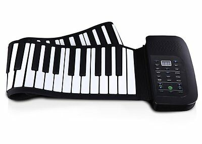 Original Konix PA88 Roll Up Piano 88keys roll up acoustic piano for children