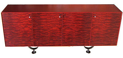 Four Door Buffet, Cherry Wood