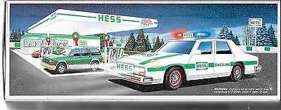 Hess - Battery Operated Patrol Car from 1993, New in Box, Batteries Removed
