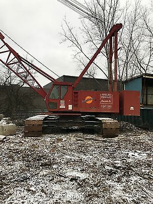 1992 Cable Crane Manitowoc M-85W 100 Ton ONLY 3688 HOURS, 505 Cummins **OFFER**