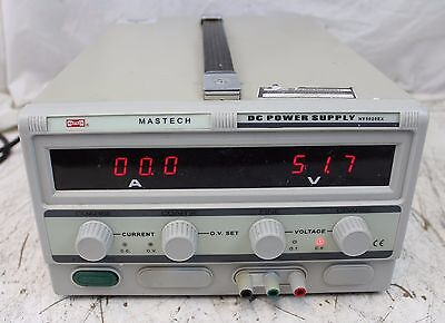 Mastech HY5020EX Variable 50V 20A DC Power Supply