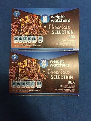 Weight Watchers SmartPoints Chocolate Selection Box Free Postage X2