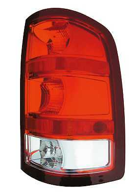 Passengers Side Tail Light Assembly fits GMC Sierra