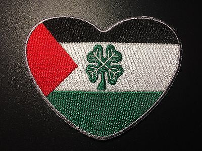 Palestine Celtic FC Fans Supporters Iron/Sew On Patch Anti-Fa Ultras Ireland CSC