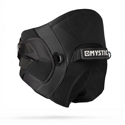 Mystic AVIATOR Kitesurf Seat Harness 2017 - Black