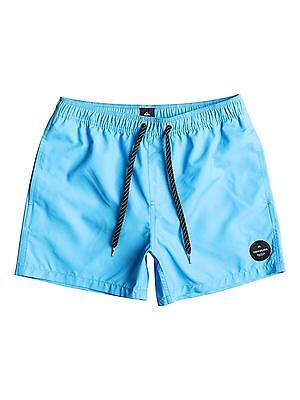 Quiksilver Herren Badehose EVERYDAY SOLID VOLLEY 15 (Bonnie Blue)