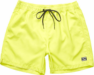 Billabong Herren Badehose ALL DAY LAYBACK 16 (Neo Lime)