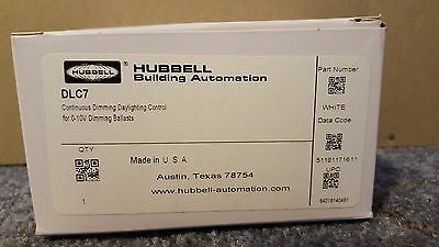 Hubbell DLC7 Continuous Dimming Daylighting Control Sensor