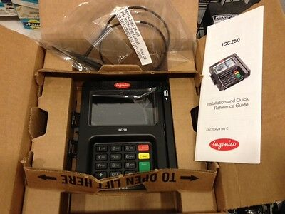 ingenico ISC250 Credit -  Debit Card Payment Terminal with Stylus