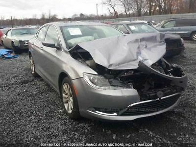 Rear View Mirror Fits 15 200 1964232
