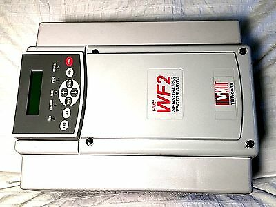 TB Woods WF2C2010-0B IP31/Type1, 3ph, 200-230VAC, 32.2/28.0Amps 10HP VFD