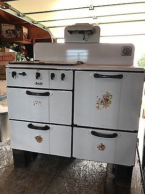 1920-30's Antique Magic Chef Stove