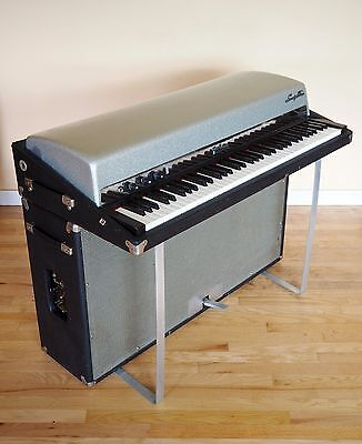 1967 Fender Rhodes Suitcase 73 Sparkle Top Vintage Electric Piano Raymac Tines