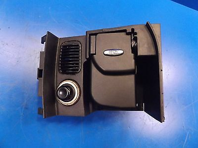 Mercedes Benz W203 Coupe Cup Holder Ash Tray Attachment A2036801650 A2036800879