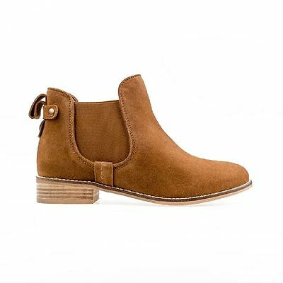 Forever Love Me Brown Chelsea Boot
