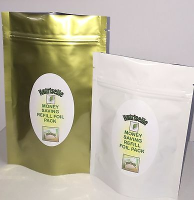 Gotu Kola 750mg - 60 Vegetarian Capsules - 20 Day Trial Pack - 100% No Fillers