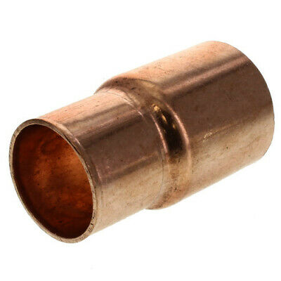 "1"" x 3/4"" inch Copper Fitting Insert Reducer Sweat FTGxC"