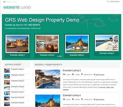Fully Responsive Property/Real Estate Website
