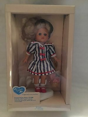 """Vintage - Vogue Ginny 8"""" Doll Fourth of July Picnic Set  #71430 New in box 1988"""