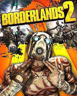 NEW: Borderlands 2 - Awesome Print Poster! 16 x 12 - LAST ONE! Ships FREE!