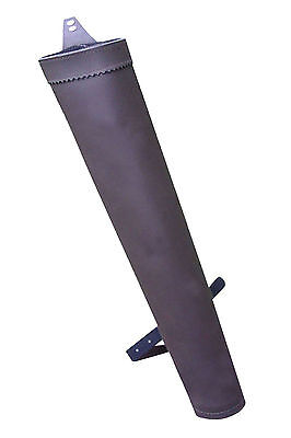 Fine Brown Synthetic Leather Back Arrow Quiver Archery Products Bfsaq-8316.