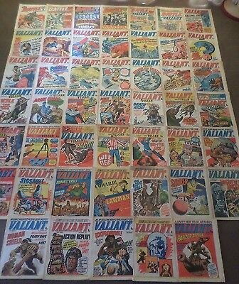 1976 VALIANT COMICS x47