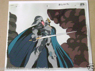 The Vision Of Escaflowne Guymelf Scherazade Anime Production Cel 2