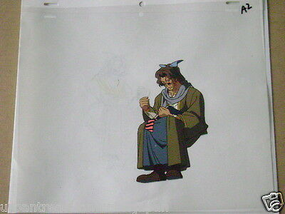 The Vision Of Escaflowne Dryden Fassa Anime Production Cel