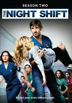 Night Shift: Season Two (2017, DVD NUEVO) (REGION 1)