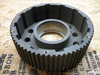 Harley Ultima Open Primary Belt Drive Clutch Hub Assembly